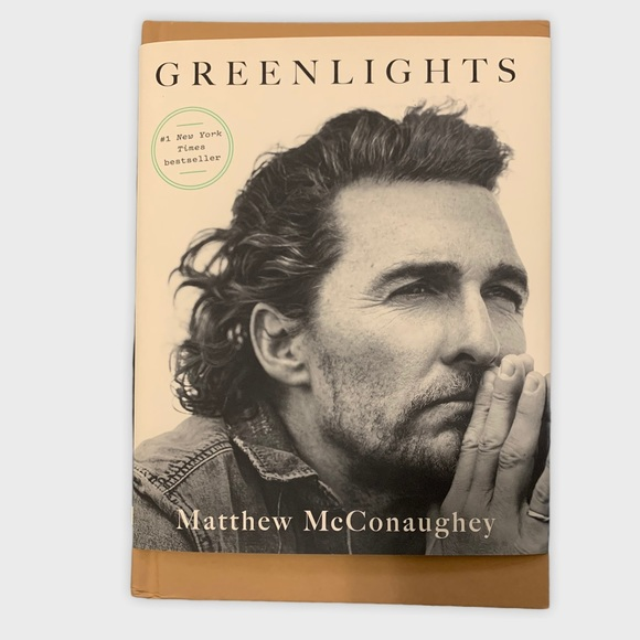 Greenlights by Matthew McConaughey Book